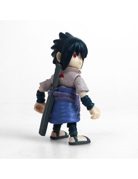 Naruto Shippuden Action Vinyl Figure Sasuke Uchiha 8 cm