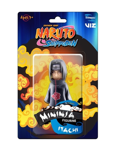 Naruto Shippuden Mininja Mini Figure Itachi 8 cm