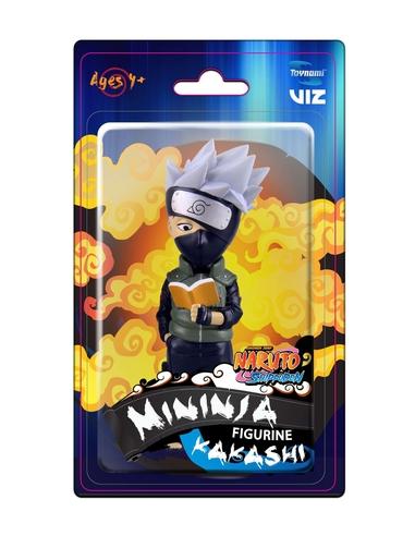 Naruto Shippuden Mininja Mini Figure Kakashi 8 cm