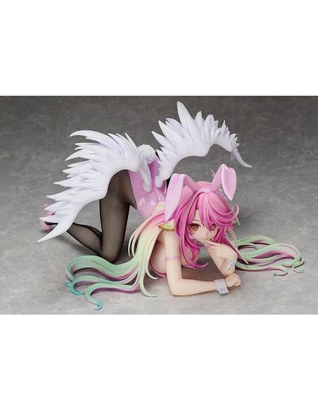 No Game No Life PVC Statue 1/4 Jibril Bunny Ver. 30 cm