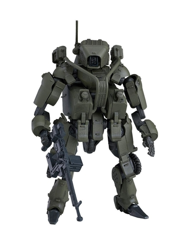 OBSOLETE Moderoid Plastic Model Kit 1/35 Outcast Brigade EXOFRAME 9 cm