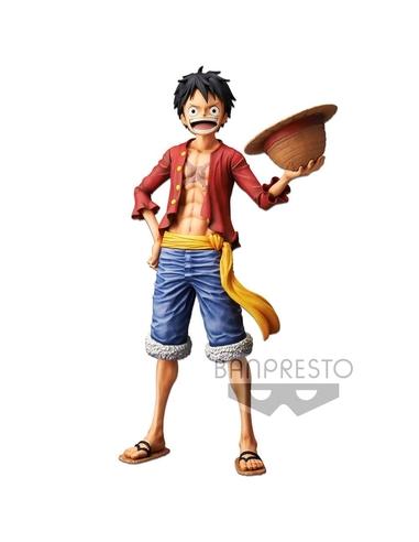 One Piece Grandista Nero Figure Monkey D. Luffy 28 cm