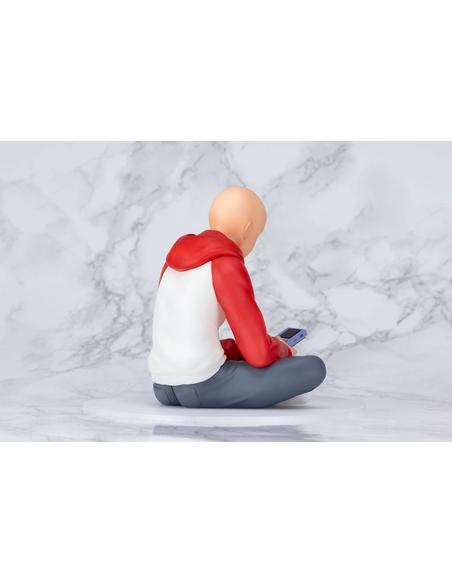 One Punch Man Statue 1/7 Saitama 11 cm