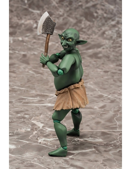 Original Character Action Figure 1/12 Daiki no Goblin-san 15 cm