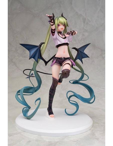 Original Character Deluxe PVC Statue 1/6 Riisu-chan 27 cm