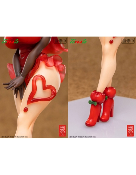 Original Character PVC Statue 1/7 Tomato Girl 22 cm