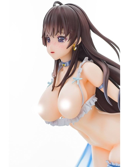 Original Character by Atsuki Ogino (Yanyo) PVC Statue 1/7 Summer Frill Girlfriend 23 cm