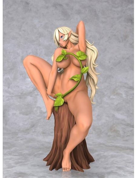 Original Character by Chie Masami Statue Dark Elf 16 cm