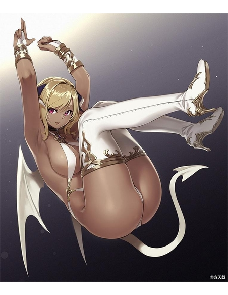 Original Character by Houtengeki Caress of Venus PVC 1/7 Laura Mischief 23 cm