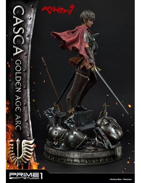Berserk Statue 1/4 Casca Golden Age Arc Edition 65 cm