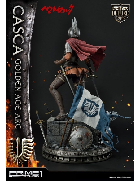 Berserk Statue 1/4 Casca Golden Age Arc Edition Deluxe Version 65 cm