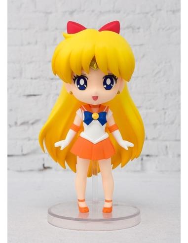 Sailor Moon Figuarts mini Action Figure Sailor Venus 9 cm